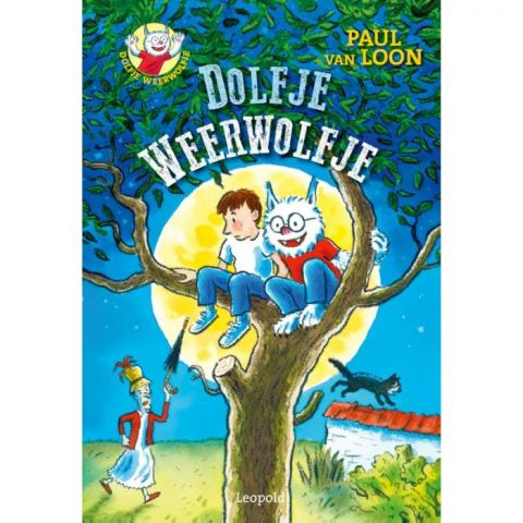 Lekker lezen met Dolfje Weerwolfje