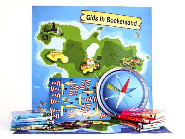 Gids in Boekenland