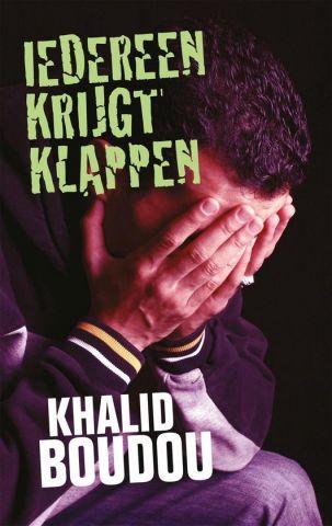 Collectie van Khalid Boudou - Iedereen krijgt klappen