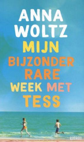 Samen lezen en creatief schrijven: Mijn bijzonder rare week met Tess - Anna Woltz