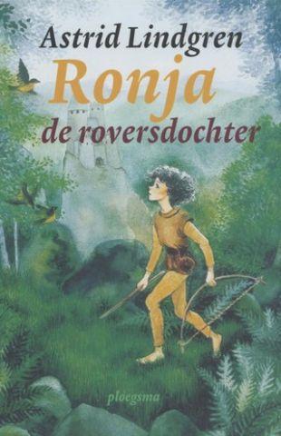 Samen lezen en creatief schrijven: Ronja de roversdochter - Astrid Lindgren