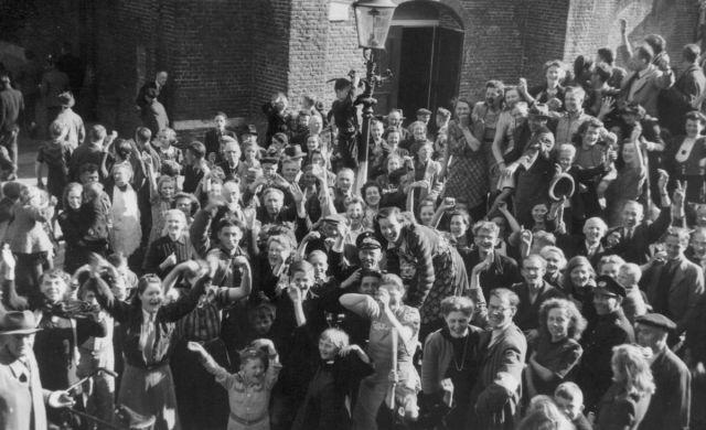 Historische Lezing: Ooggetuigen van de Nijkerkse Bevrijding 1945