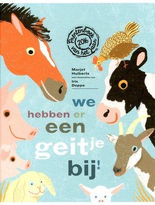 We hebben er een geitje bij - Auteur: M. Huiberts ** met digitale extra's
