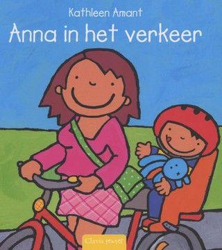 Anna in het verkeer - auteur: Kathleen Amant