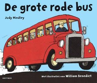 De grote rode bus - Auteur: Judy Hindley