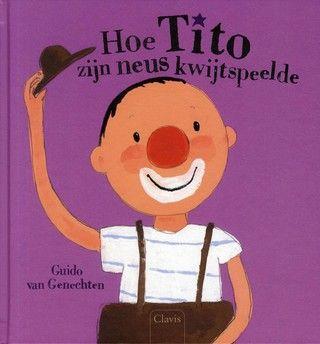 Hoe Tito zijn neus kwijtspeelde - Auteur: Guido van Genechten