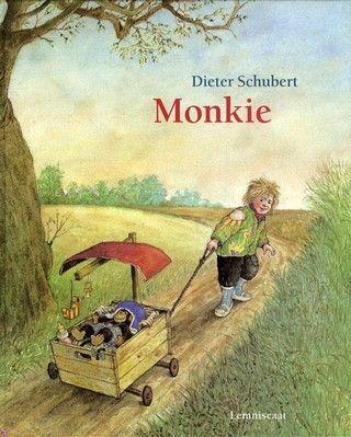 Monkie - Auteur: Dieter Schubert