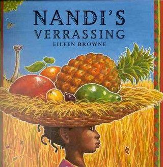 Nandi's verrassing - Auteur Eileen Browne