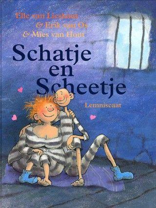 Schatje en Scheetje - Auteur: Elle van Lieshout