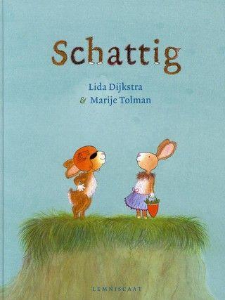 Schattig - Auteur: Lida Dijkstra
