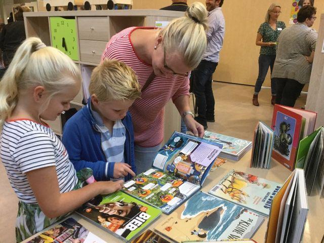Ouderbijeenkomst Interactief voorlezen voor peuters/kleuters