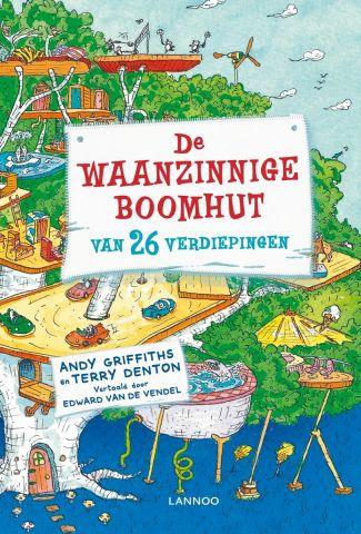 Lekker lezen met De Waanzinnige Boomhut