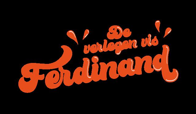 Kom een 3D vis Ferdinand maken