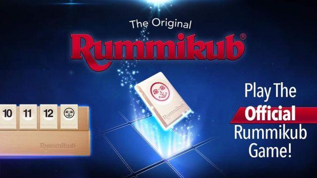 Workshop Rummikub