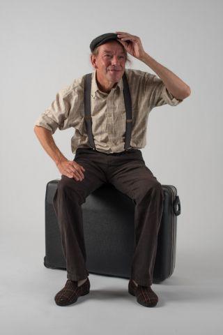 De 100 jarige man die uit het raam klom