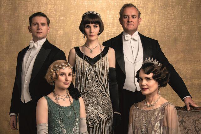 Film Hoevelaken: Downton Abbey