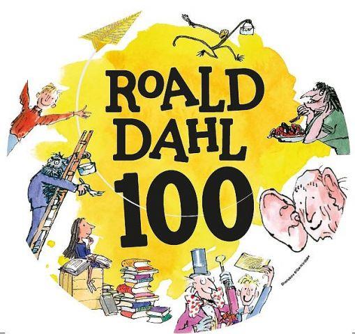 De schatkamer van Roald Dahl