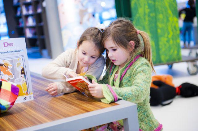 Kijk ik lees! Samen lezen in groep 3