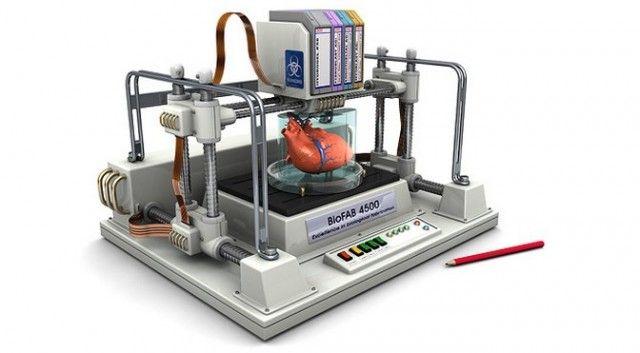 Ons gelijkend: kunstmatige genen en geprinte organen