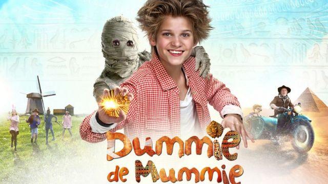 Kinderboekenweek: Film Dummie de Mummie