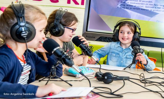Techlab: Radio & Podcast maken