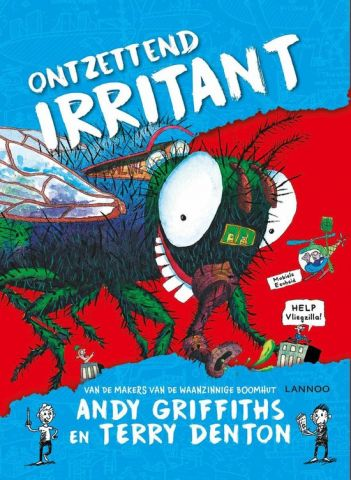 Ontzettend irritant - Andy Griffiths en Terry Denton - vanaf 8 jaar