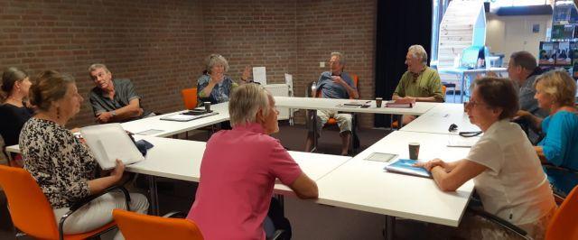 Kennismakingsbijeenkomst studiekring De Verdieping Rheden