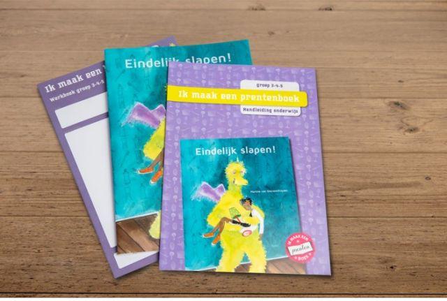 Ik maak een prentenboek gemeente Uden