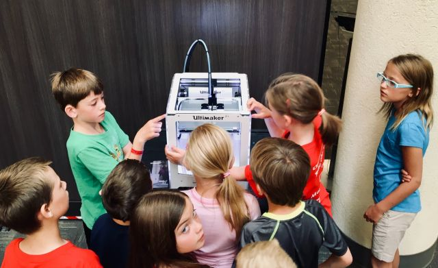 Minicursus 3D printen