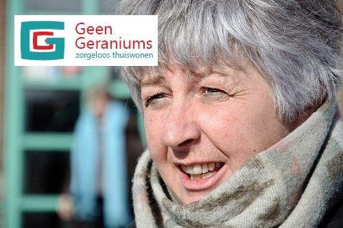 Spreekuur Geen Geraniums