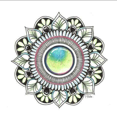 Workshop Mandala tekenen