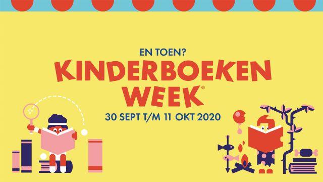 Kinderboekenweek 2020 - En Toen?