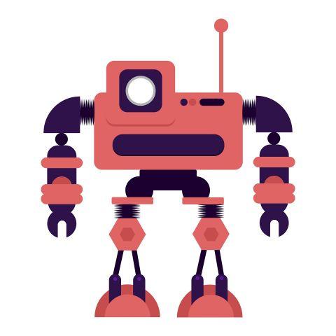 Robotmania: Bouw je eigen robot (7-9 jaar)