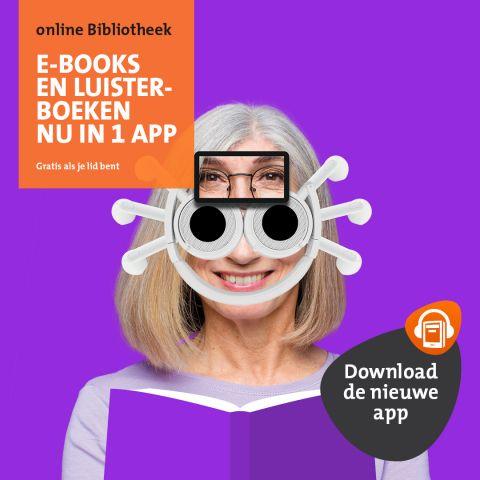 Ontdek de nieuwe Bibliotheek app