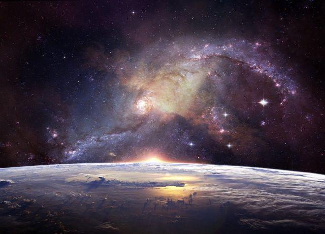 Lezing over de schoonheid van het universum