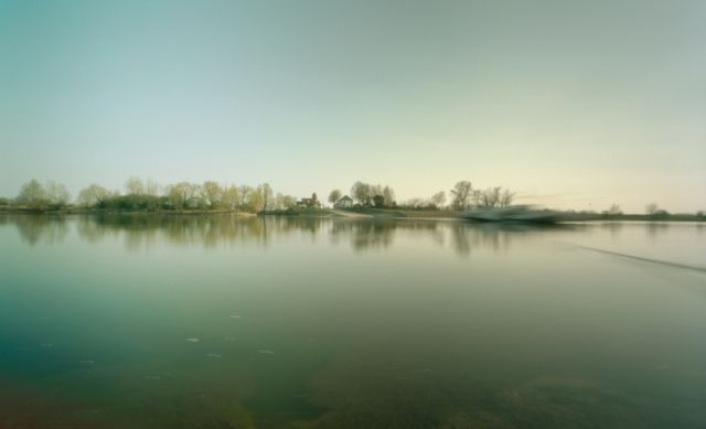 Expositie Van Kinderdijk tot Kampen | Foto's met pinhole camera van Henk bij de Weg