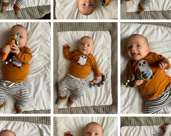 Boekstart voor Baby's: Herfstliedjes voor de allerkleinsten