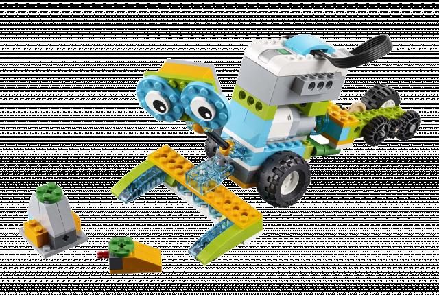 Maakplaats: LEGO WeDo: Bouw je eigen maanrobot | 7-9 jr.