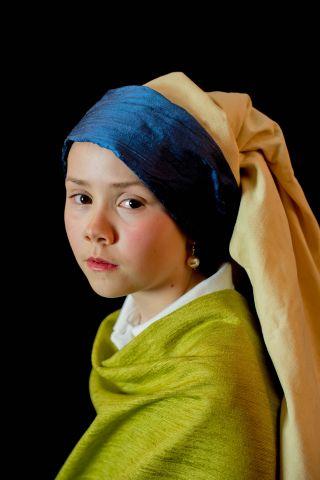 Cultuurbarbaren: Het meisje met de parel
