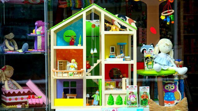 Speelgoedruilmarkt