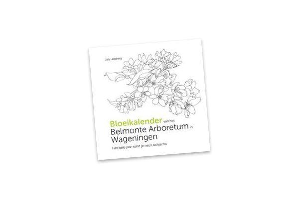 Boekpresentatie: Bloeikalender van het Belmonte Arboretum in Wageningen