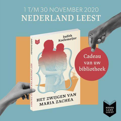 Nederland Leest: Eén boek, duizend gesprekken