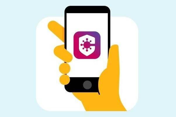 Coronamelder - hulp bij installeren App