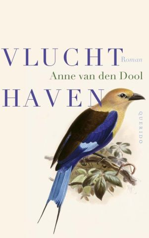 Online lezing - Anne van den Dool over haar roman Vluchthaven