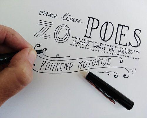 Maak je eigen Haiku kunstwerk