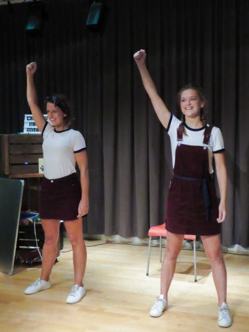 Kindertheater: Ik kan het!