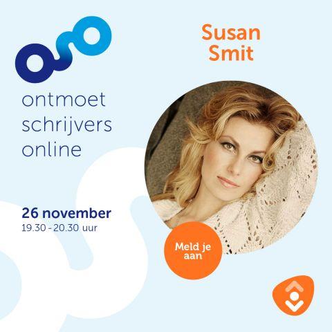 Ontmoet Schrijvers Online 26-11-2020 19:30