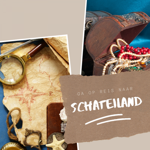 Workshop: Schateiland Expeditie