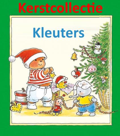 Kerst-collectie: Kleuters - 10 titels