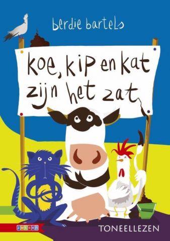 Toneellezen: Koe, kip en kat zijn het zat - M3